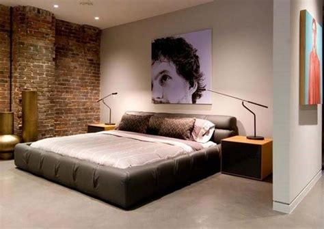cool bedroom ideas for men 17 cool bedroom designs for men interior design inspirations