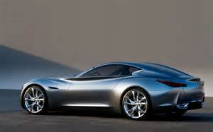Infinity Sports Cars Infiniti Essense Side Photo 7