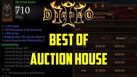 the auction house diablo 3 best of auction house youtube