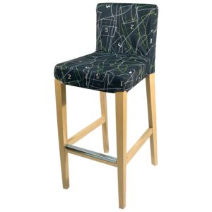 Giraffe Stool by Products Express Print