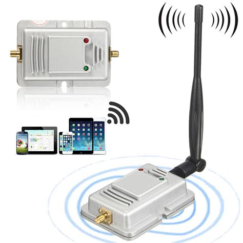 Pasang Router Wifi Speedy universal high speed 2w 2 4ghz wireless lan mode wifi funk booster signal extender repeater