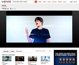 justin bieber turn to you vevo vevo turns up heat on mtv in online video dispute