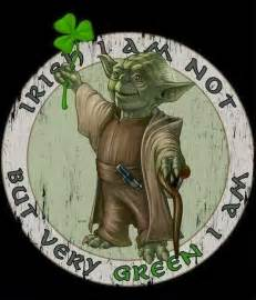 jedi mouseketeer yoda wishes you a happy st s day
