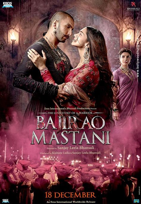 Watch Bajirao Mastani 2015 Bajirao Mastani Hindi Movie Watch Online Bollywood Dhamaal