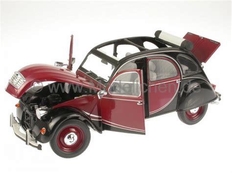 Ente Automarke by Citroen 2cv Charleston Ente Rot Modellauto 150111501