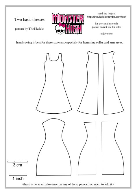 clothes pattern maker free little known ways to make doll clothes yourselves