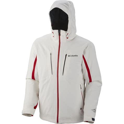 Mens Insulated Ski Jacket columbia winter blur insulated ski jacket s