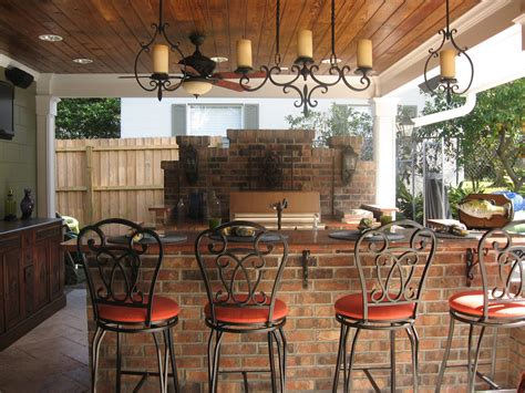Outdoor Bar Designs Outdoor Kitchens Orlando Free Estimates 407 947 7737