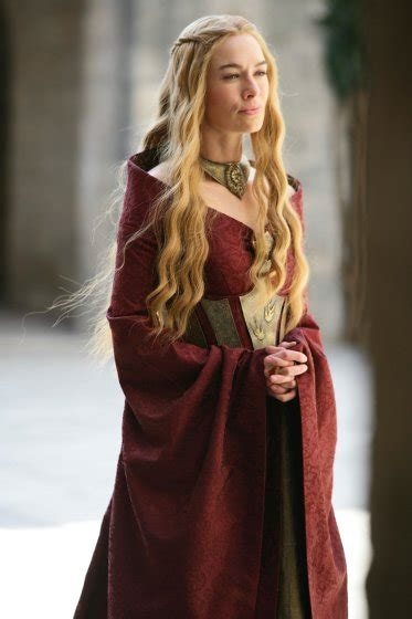 One Storey House Game Of Thrones Cersei Lannister Costume Evolution Photos