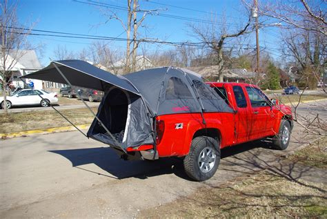 Awning Tie Down Truck Tents Chevy Colorado Amp Gmc Canyon