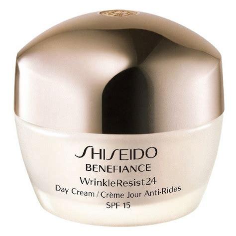 shiseido benefiance wrinkleresist 24 daycream spf 15 50 ml