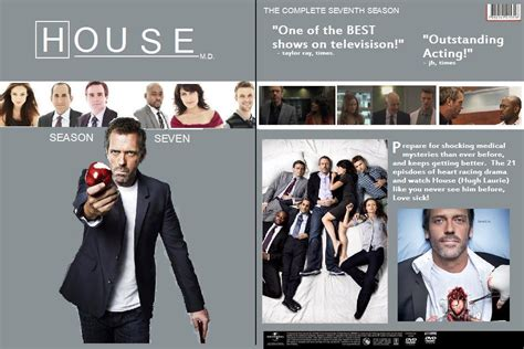 House Md Season 8 Cast Dr House Sezon Vii Lektor Pl Dr House Sezon 1 7