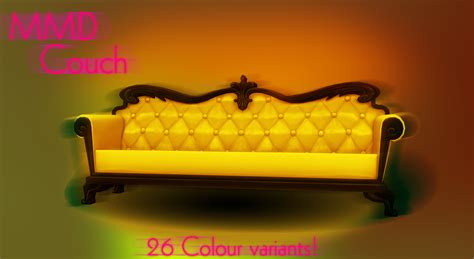 dl couch mmd couch 26 variants dl by rebeldollx on deviantart