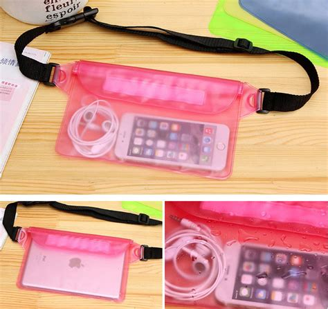 Tas Pinggang Anti Air Waterproof jual tas pinggang anti air muat hp dompet waterproof waist bag global expo