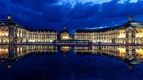 in francia bordeaux town in sightseeing and landmarks