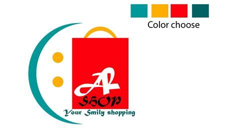 online tutorial logo how to design an effective online shopping logo design