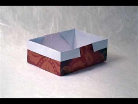 Traditional Origami Box - traditional origami box www origami