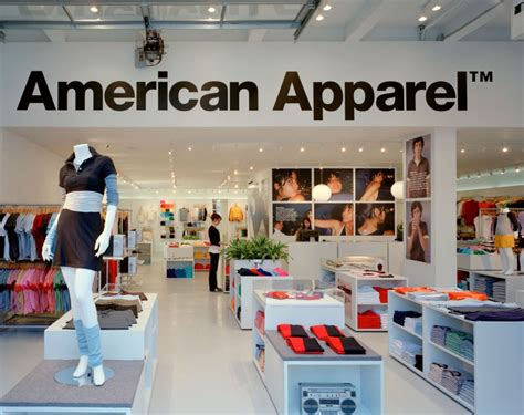 shop america american apparel s store layout with images 183 kroessler