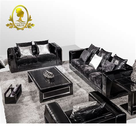 fabric leather modern living room sofa large chair set modern one seat two seat three seat sofa fabric with