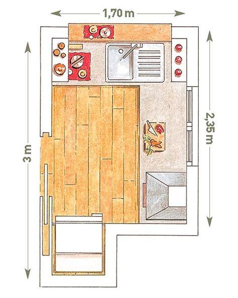 cocinas planos cocinas peque 241 as con planos american kitchen kitchens