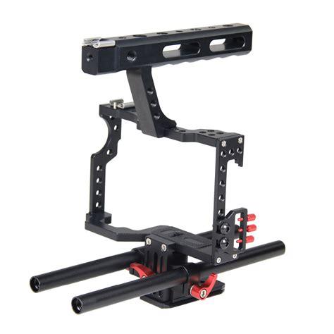 rig stabilizer kamera dslr sony a7s a7 a7r a7rii a7sii