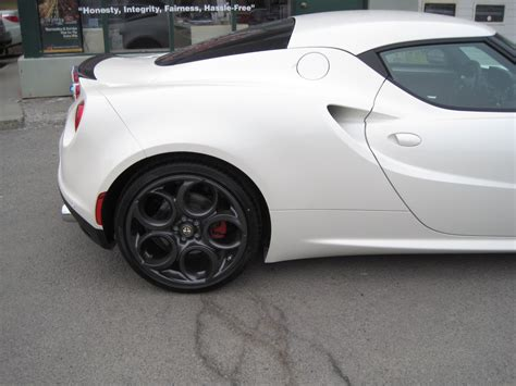 2015 Alfa Romeo 4c For Sale by 2015 Alfa Romeo 4c Launch Edition Stock 15048 For Sale