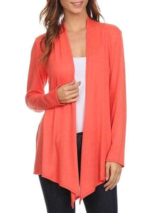 Open Front Light Cardigan chris carol open front cardigan from montclair by oasis
