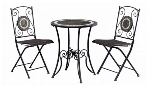 Bistro Chairs Canada by Walmart Ca Slate Bistro Set 40 Table Two Chairs