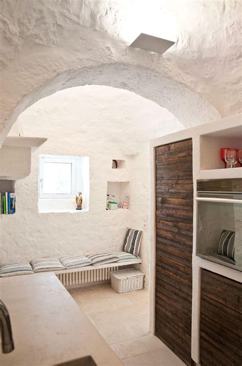 inside home design srl kitchen in trullo in puglia one of our interior design