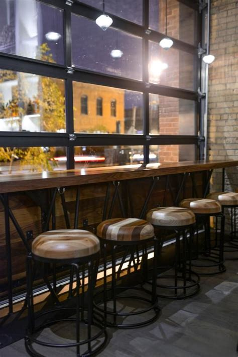 hgtv showcases  industrial chic restaurant