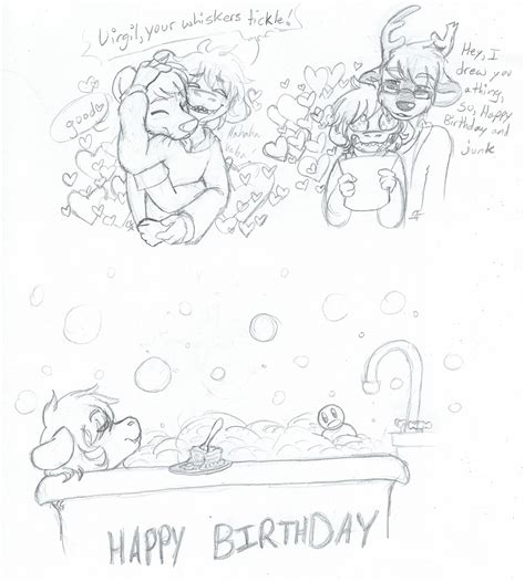 doodle chimera birthday doodles by chibi chimera on deviantart