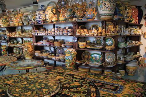 piccadilly ceramics amalfi italy panoramio photo of bar ceramiche piccadilly conca dei