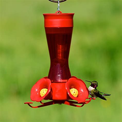 perky pet 403cp pinch waist plastic hummingbird feeder