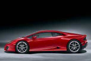 Lamborghini A Lamborghini Graces Huracan With New Lp 580 2 Rwd Edition