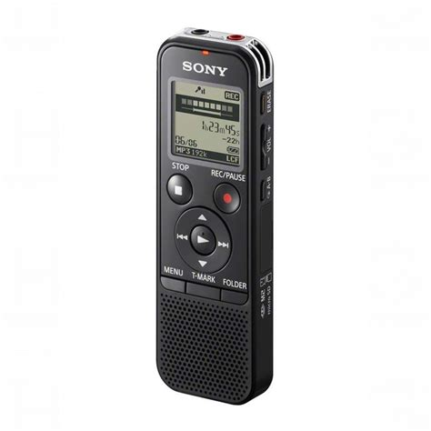 Audio Lainnya Voice Recorder Sony 4gb Icd Px240 Px 240 Alat Perekam sony icd px440 black 4gb digital voice recorder dictation machine dictaphone new ebay