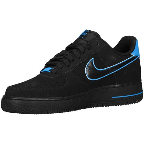 Nike Air One Shoes For nike air 1 low mens shoes black photo blue black order yours today