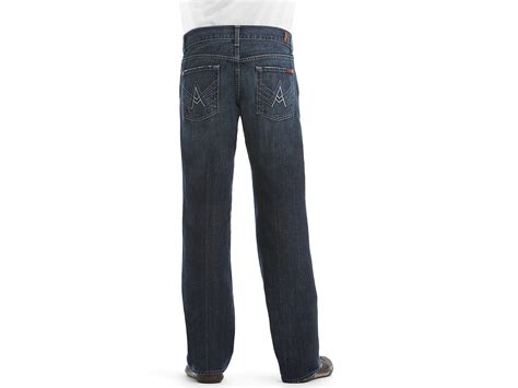Boot Cut New York Dark | 7 for all mankind a pocket bootcut jeans in new york dark