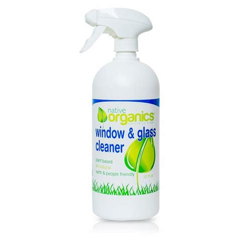 Window Cleaner Description by Window Glass Cleaner Organics Industries