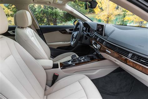 Audi Allroad Interior by 2017 Audi A4 Allroad Drive Review Automobile Magazine