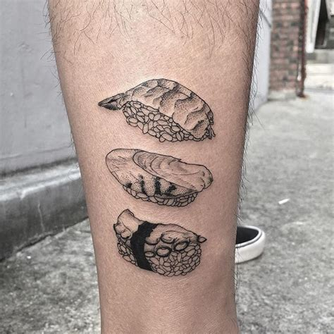 sushi tattoo 16 best my things images on ideas