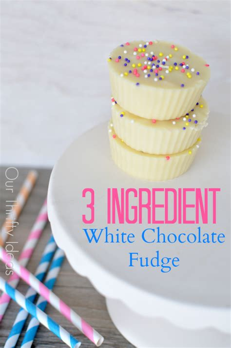 16 Ingredients And Directions Of Orange White Chocolate Cheesecake Receipt by Easy White Chocolate Fudge