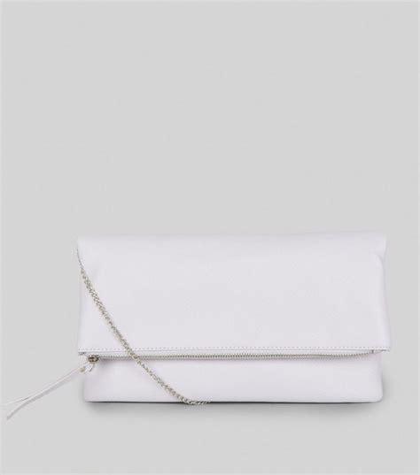 White Clutch white clutch bag all fashion bags