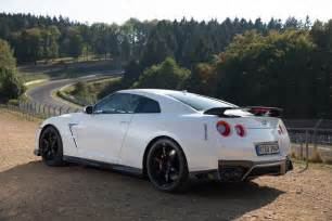 Nissan Gt R Track Edition Official 2017 Nissan Gt R Track Edition By Nismo Gtspirit