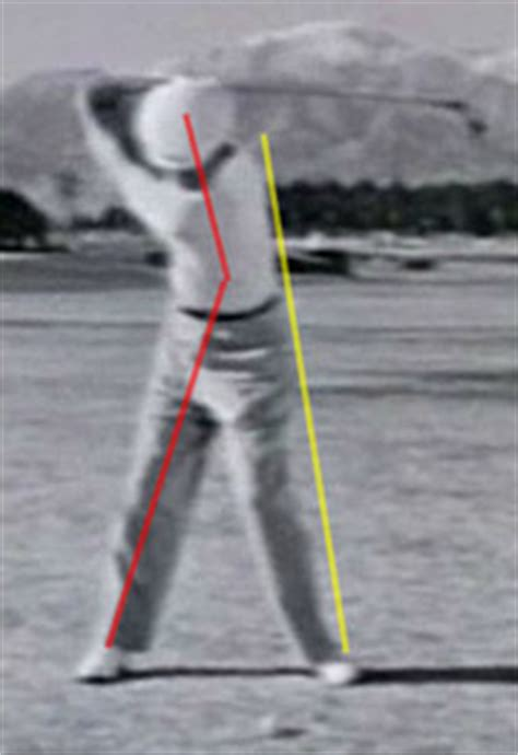 reverse slot golf swing backswing
