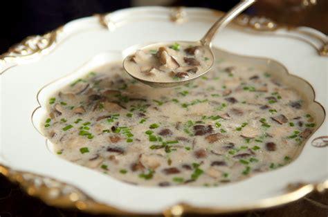 mushroom soup creamy mushroom soup recipe on food52