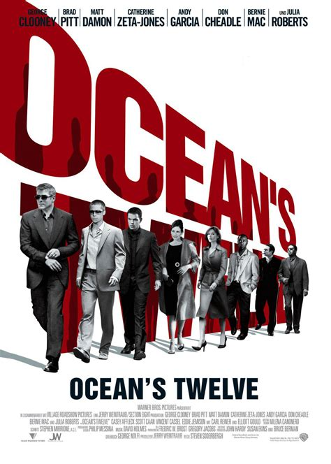 Movie Posters.2038.net   Posters for movieid-941: Ocean's ... K 11 Poster