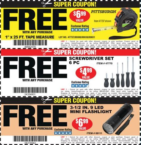 Promo Penlight Deluxe Abn 339 Free Tools At Harbor Freight