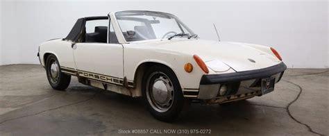 Matching For Sale Matching Numbers 1970 Porsche 914 6 Targa Restoration