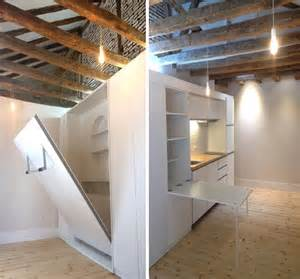400 Sq Ft Apartment by Enfoka S Madrid Micro Apartments Are Just 200 400 Square