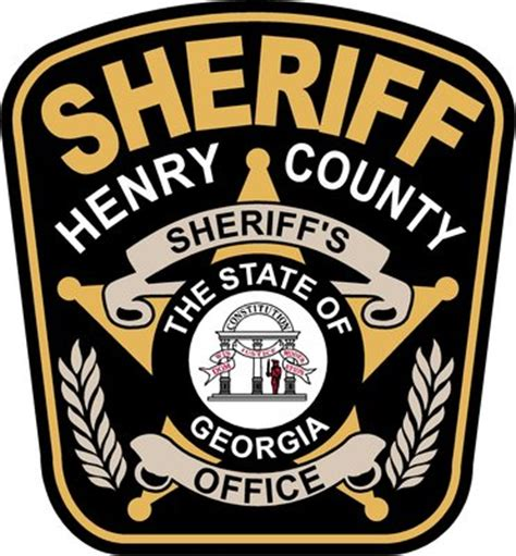 Henry County Warrant Search Newspapers Henry County Sheriff S Deputies